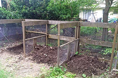 3 bin compost