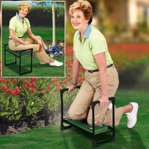 garden bench & kneeling pad