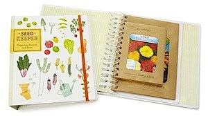 Seedkeeper Storage Book