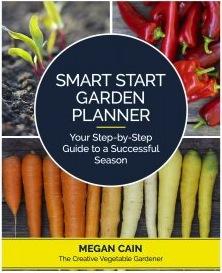 Smart Garden Planner Book Cover