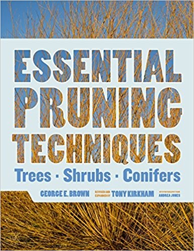 pruning book cover
