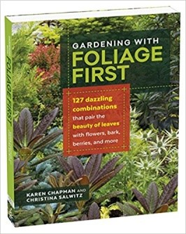 Foliage First book cover