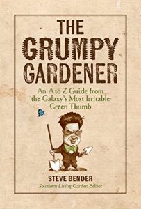 Grumpy Gardener book cover