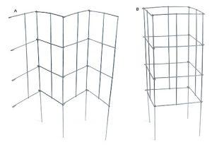 folding tomato cage